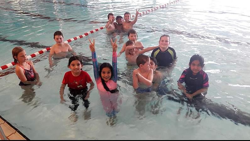 Schwimmenlernen ist wichtig